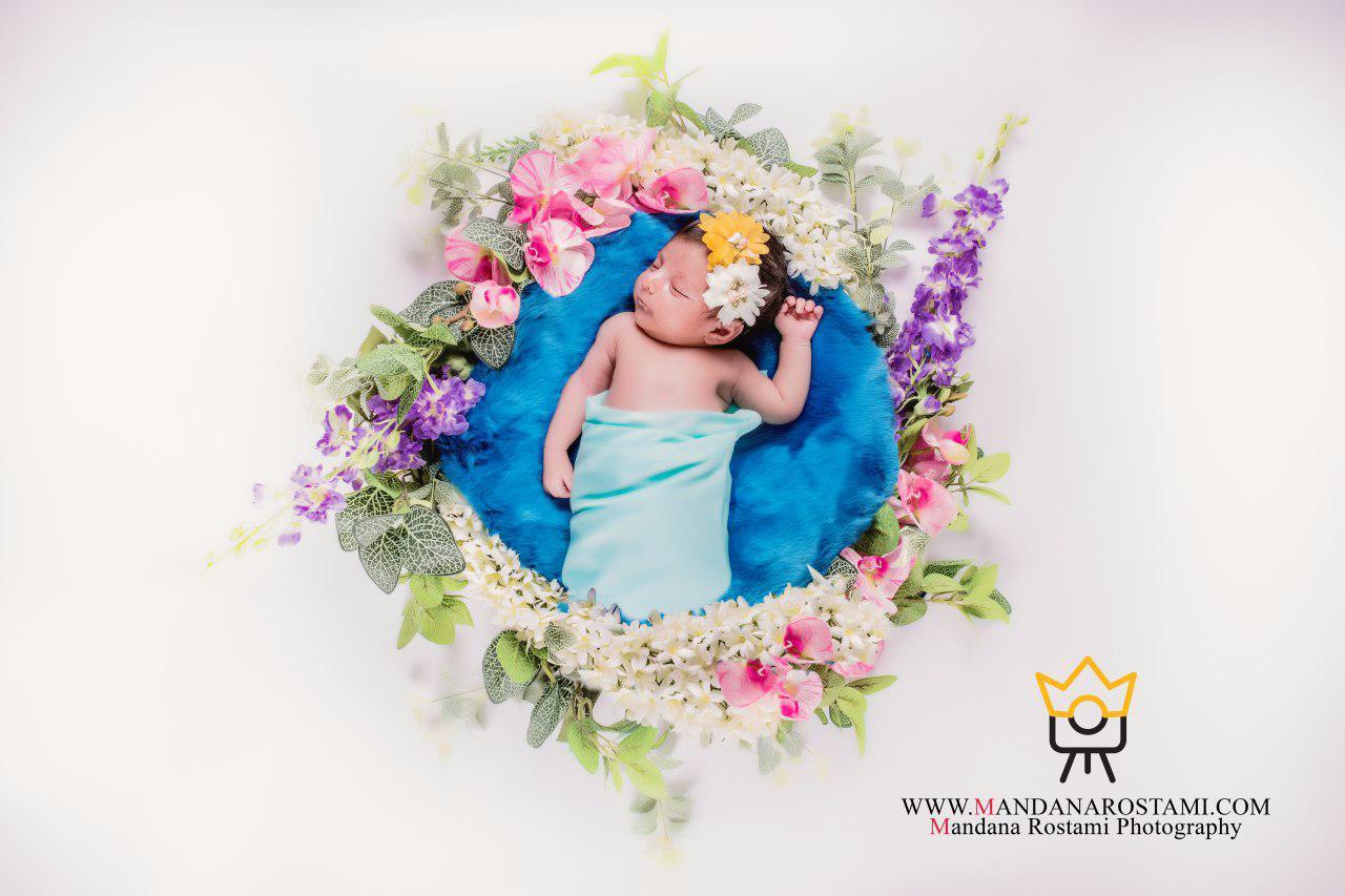 نمونه کارهای کودک و نوزاد
