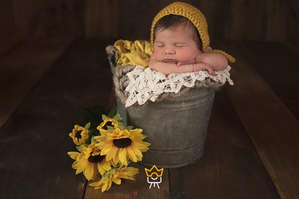 بهترین های مدل عکس نوزاد متولد شده