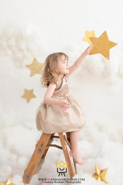 ستاره چیدن کودک