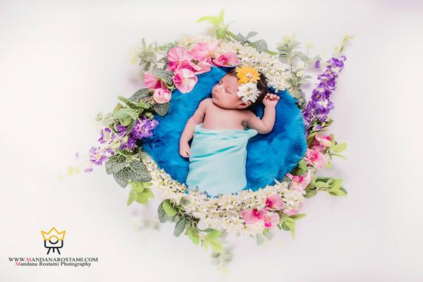 نکاتی در خصوص عکاسی نوزاد