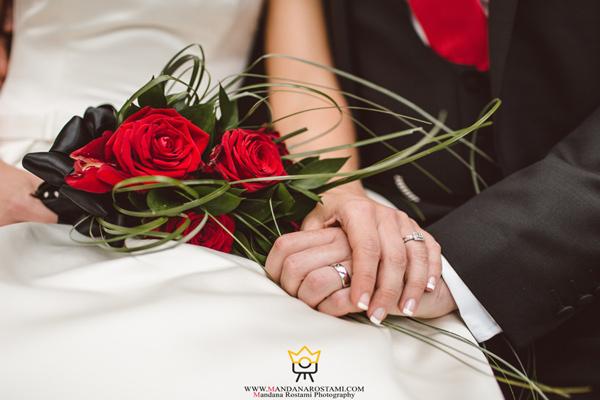 گرفتن عکس از حلقه ها