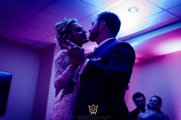 ژست رقص عروس داماد