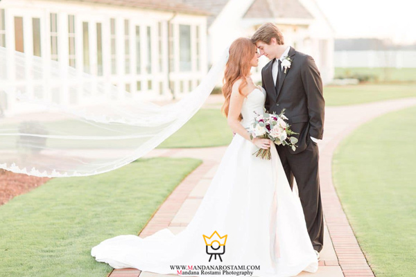 بهترین لوکیشن عکاسی عروس
