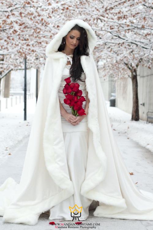 عروس برفی