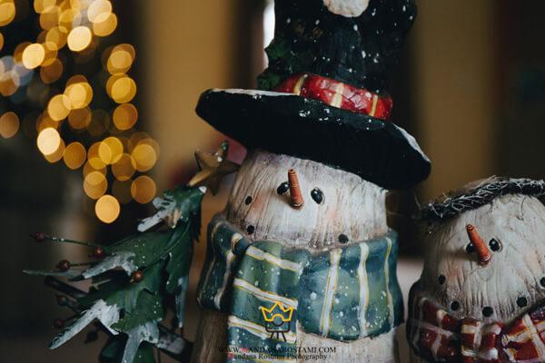 ایده های ناب عکاسی کریسمس