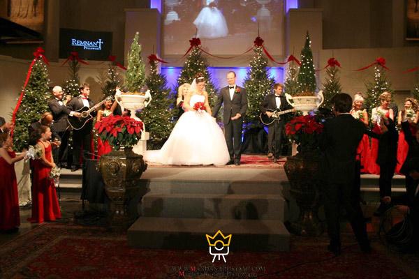 بهترین روز برای عروسی زمستانی