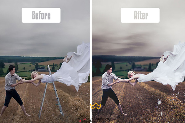 چگونه در عکاسی خلاق باشیم؟