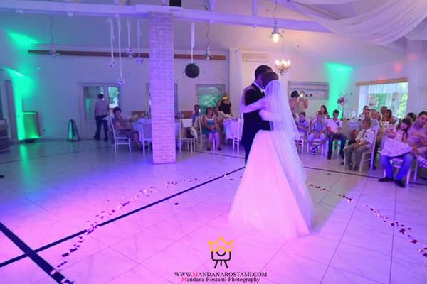 کلیپی زیبا از جشن عروسی