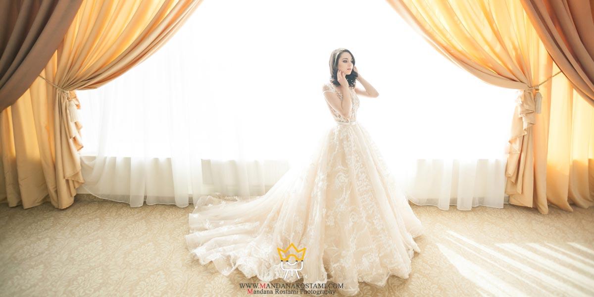 جدیدترین مدل لباس عروس ۲۰۱۹ با طرح ایرانی و خارجی
