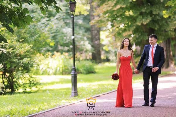 لباس ست عروس و داماد