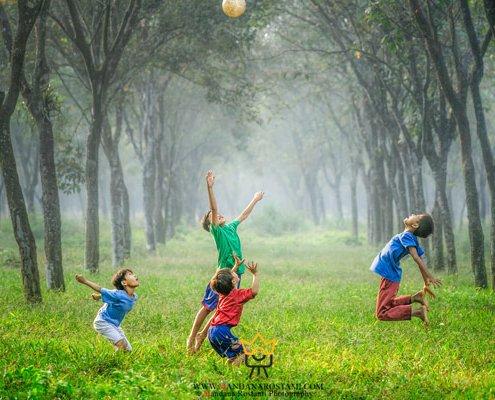 آتلیه عکاسی کودک ماندانا رستمی