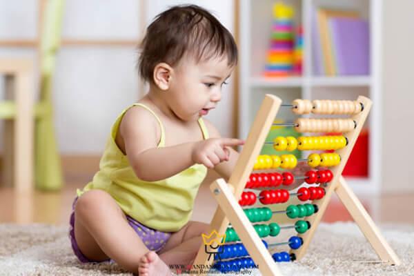 عکس کودک 1 ساله