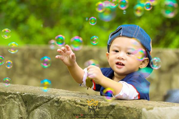 عکس کودک 3 ساله