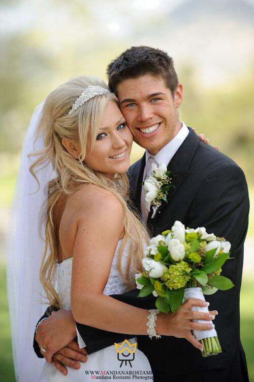 عکس سر مجلسی عروس