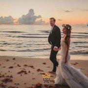 بهترین مدل عکس عروس و داماد در طبیعت