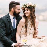 جدیدترین مدل عکس عروس و داماد در آتلیه