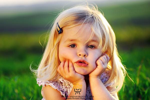 عکاس با کودکان 2 تا 5 ساله باید چگونه رفتار کرد؟