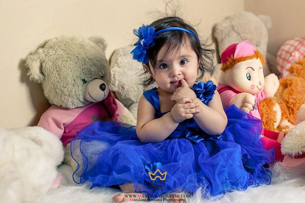 عکاسی از کودک 2 تا 5 ساله چگونه است؟