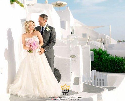 جدیدترین مدل عکس عروس و داماد در عمارت