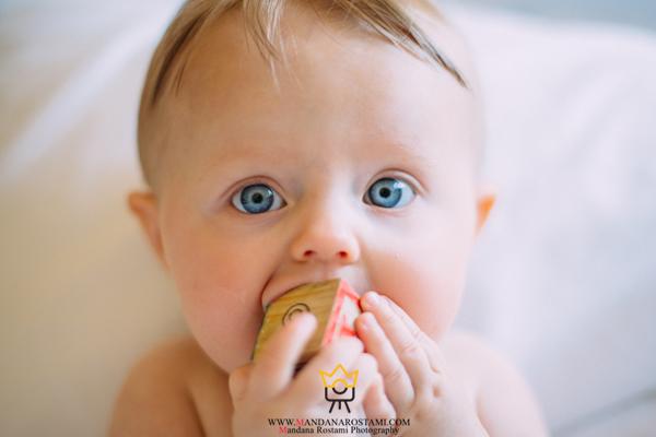 عکس بچه های خوشگل و بانمک