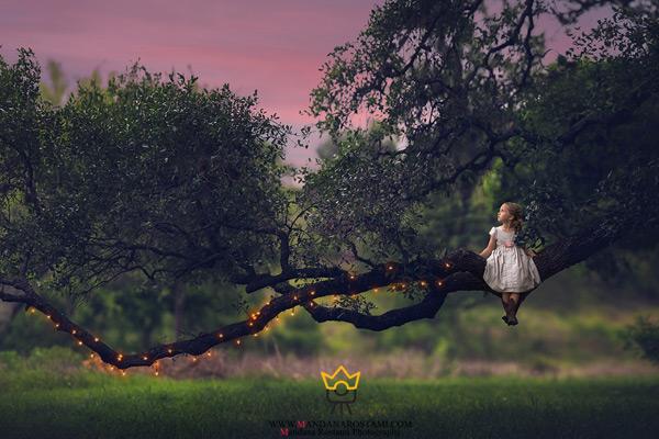 بهترین ژست های عکس کودک در طبیعت