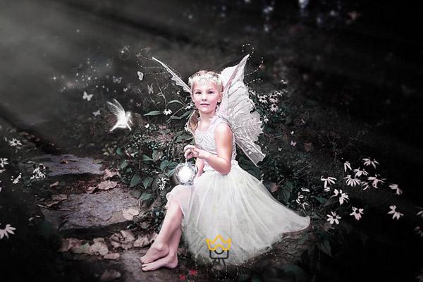 جدیدترین مدل عکس کودک در آتلیه