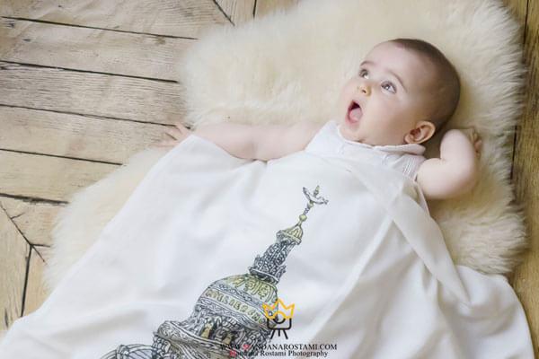 ایده های جالب و خلاقانه عکاسی نوزاد در آتلیه